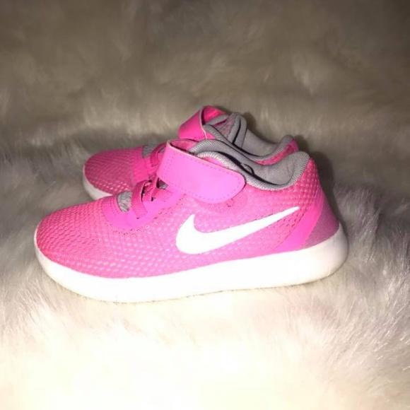 best website ad5ed 280cd Nike Free RN - Girls' Toddler- Shoes